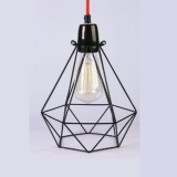 גוף תאורה דקורטיבי תלוי דגם DIAMOND 1