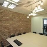 פרויקט תאורה משרדים ברמת-גן