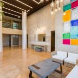 לובי בניין בתל-אביב